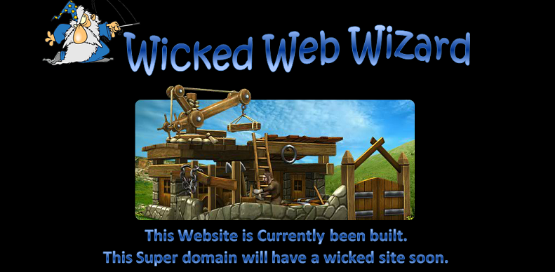 wicked Web Logo